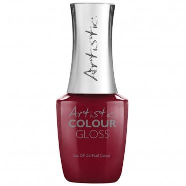 Soak Off Gel Nail Polish - Foxy 15mL (03009)