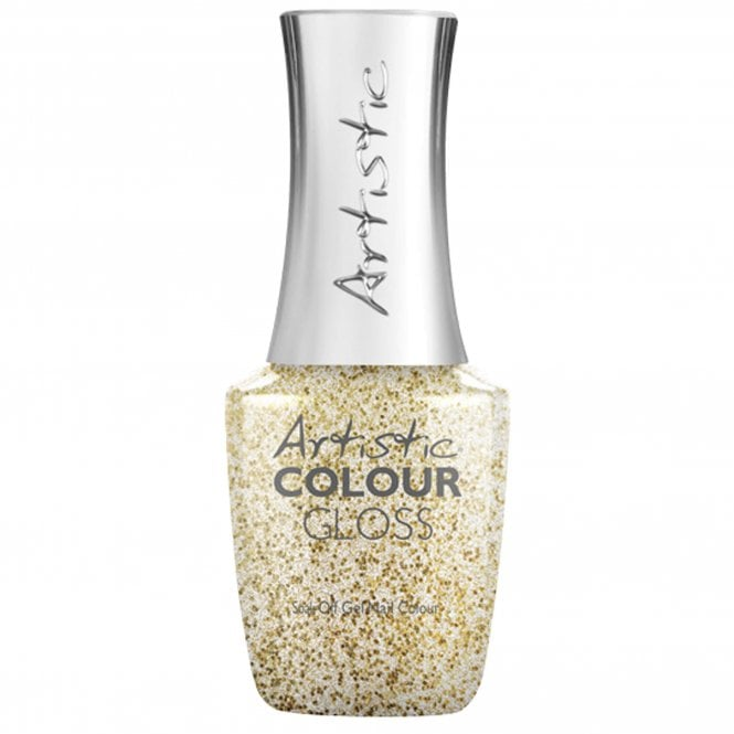 Artistic Colour Gloss Soak Off Gel Nail Polish - Glamorous 15mL (03123)