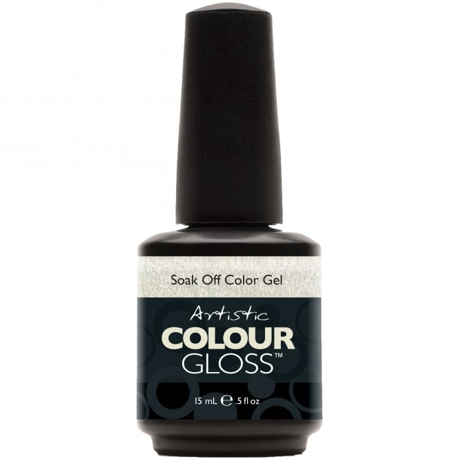 Artistic Colour Gloss Soak Off Gel Nail Polish - Halo 15mL (03030)