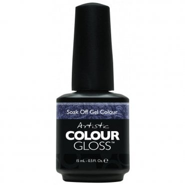 Soak Off Gel Nail Polish Holiday Tinseled Collection 2015 - Seasons Seduction 15ml