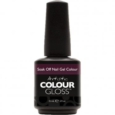 Soak Off Gel Nail Polish - Intriguing 15mL (03121)