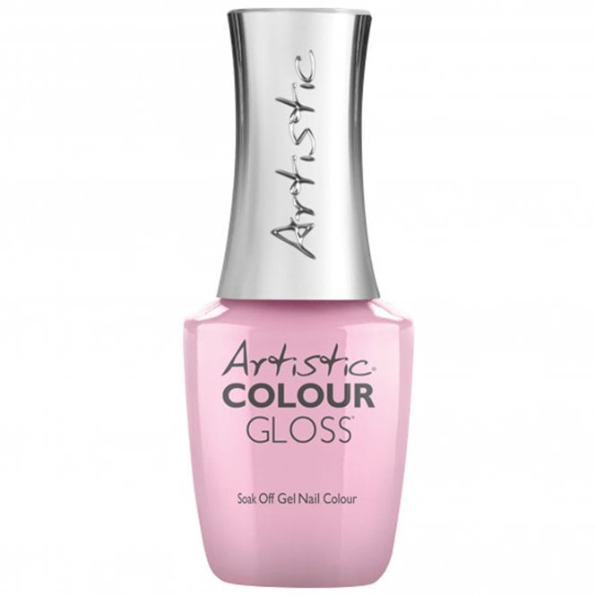 Artistic Colour Gloss Soak Off Gel Nail Polish - La-ti-da 15mL (03047)