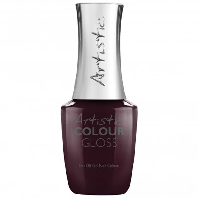 Artistic Colour Gloss Soak Off Gel Nail Polish - Majestic 15mL (03070)