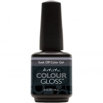 Soak Off Gel Nail Polish - Metro 15mL (03007)