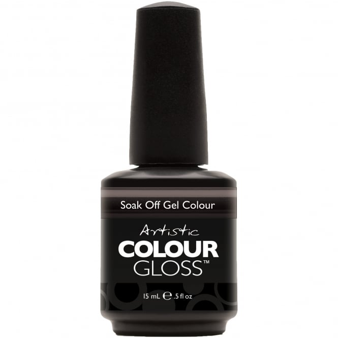 Artistic Colour Gloss Soak Off Gel Nail Polish - Nobility 15mL (03072)