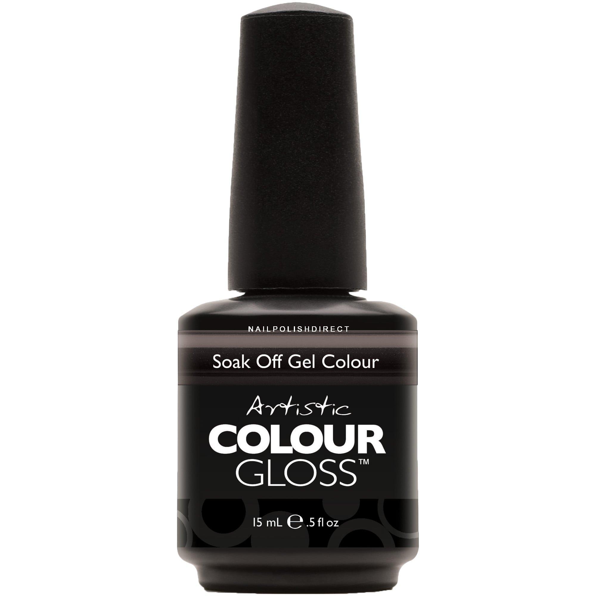 Artistic Colour Gloss Soak Off Gel Nail Polish - Nobility 15mL (03072)
