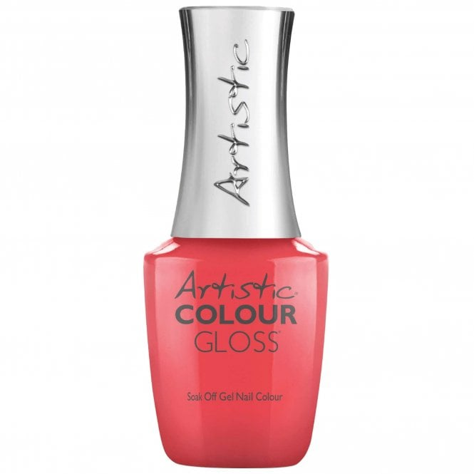 Artistic Colour Gloss Soak Off Gel Nail Polish - Owned 15mL (03063)