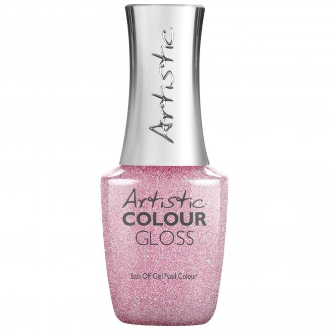 Artistic Colour Gloss Soak Off Gel Nail Polish - Princess 15mL (03035)