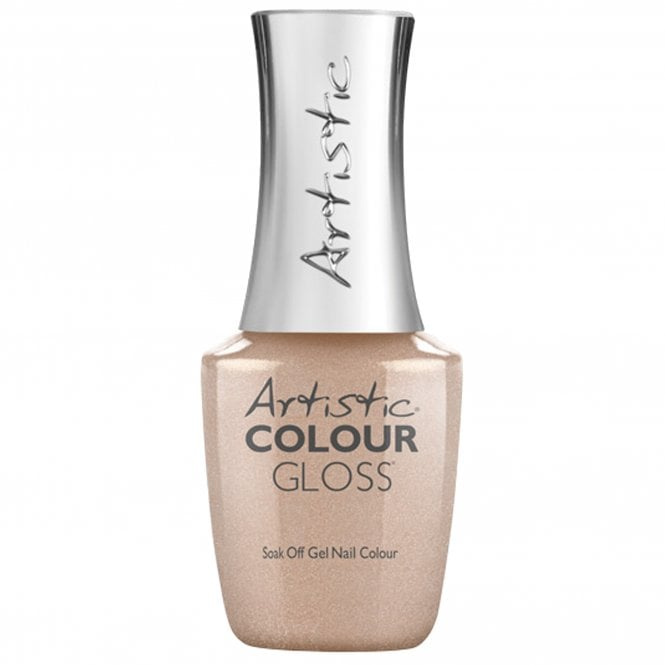 Artistic Colour Gloss Soak Off Gel Nail Polish - Promises 15mL (03136)