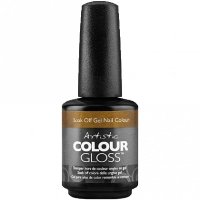Artistic Colour Gloss Soak Off Gel Nail Polish - Pur-Suit Of Happiness 15ml (2100027)