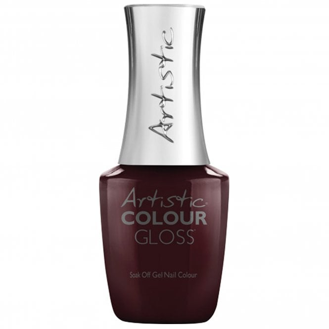 Artistic Colour Gloss Soak Off Gel Nail Polish - Roll Up Your Sleeves 15ml (2100030)