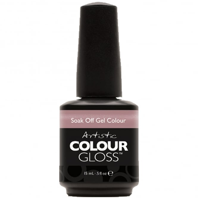 Artistic Colour Gloss Soak Off Gel Nail Polish - Sensual 15mL (03090)