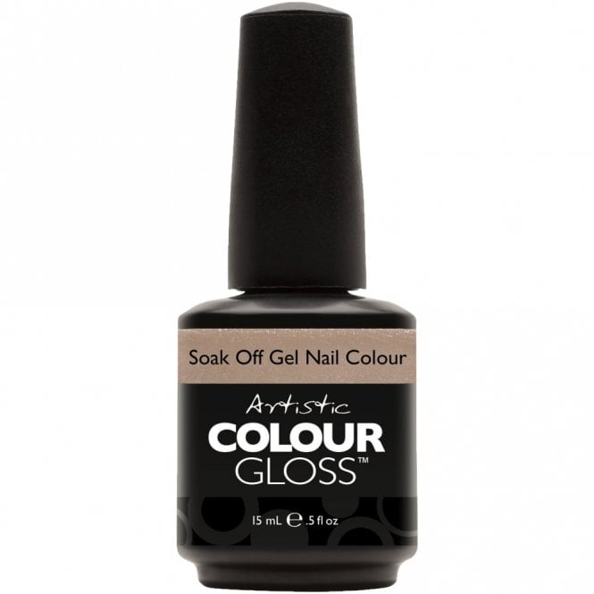 Artistic Colour Gloss Soak Off Gel Nail Polish - Serenity 15mL (03133)