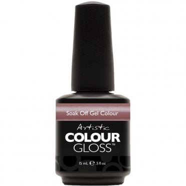 Soak Off Gel Nail Polish - Silk Petal 15mL (03082)