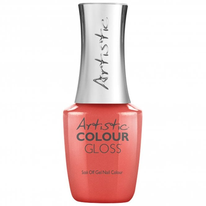 Artistic Colour Gloss Soak Off Gel Nail Polish - Snapdragon 15mL (03079)