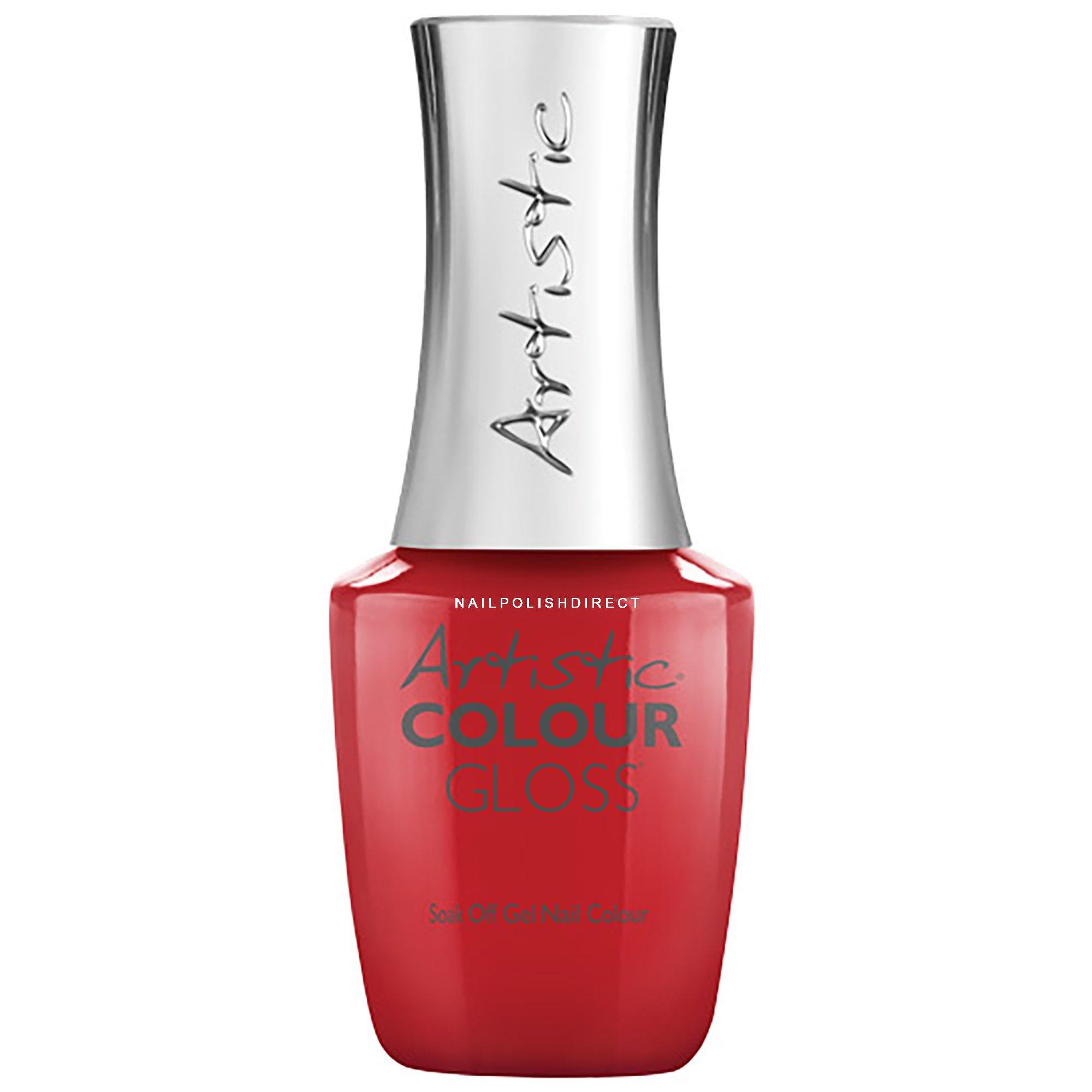 Artistic Colour Gloss Artistic Colour Gloss Soak Off Gel Nail Polish - Social Diva 15ml (03260)