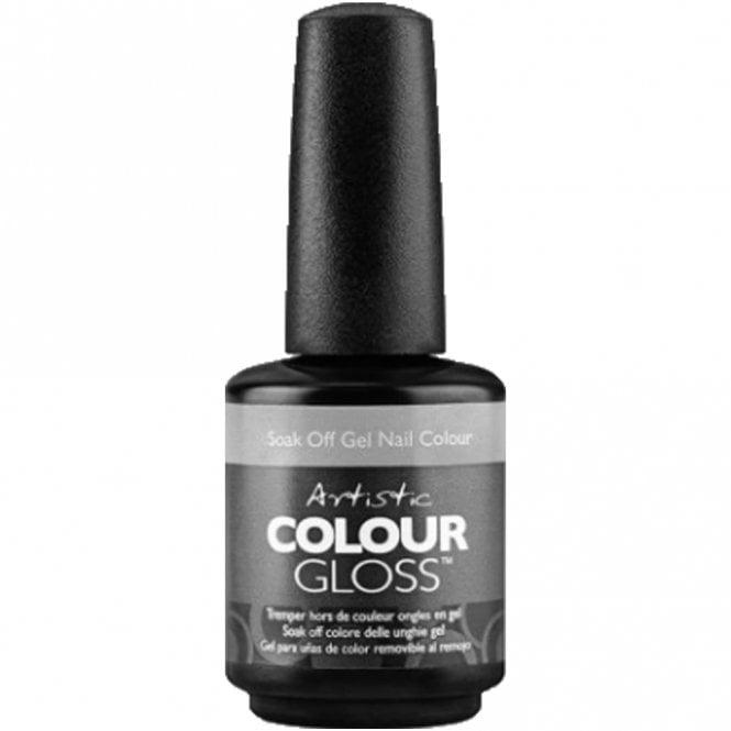 Artistic Colour Gloss Soak Off Gel Nail Polish - Suit Yourself 15ml (2100032)