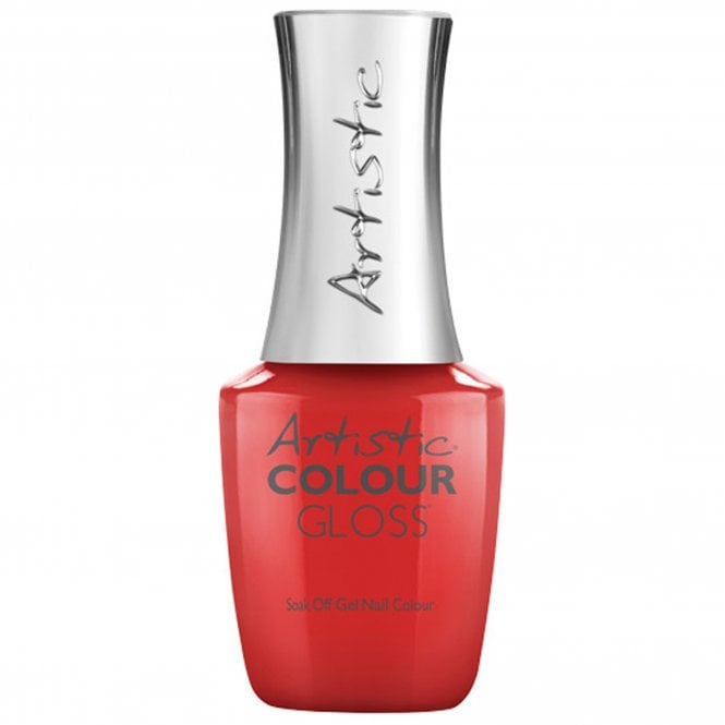 Artistic Colour Gloss Soak Off Gel Nail Polish - Sultry 15mL (03114)