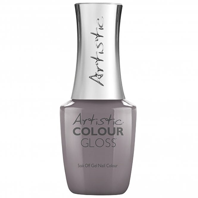 Artistic Colour Gloss Soak Off Gel Nail Polish - Temperamental 15mL (03094)