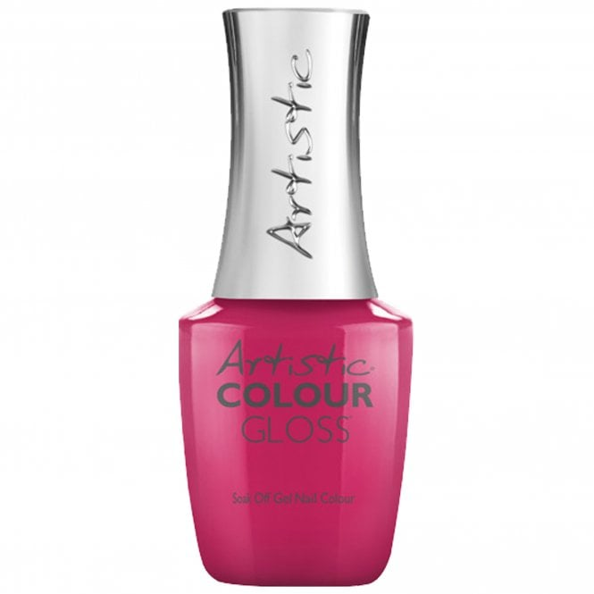 Artistic Colour Gloss Soak Off Gel Nail Polish - Trendy 15mL (03013)