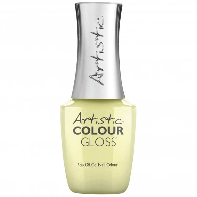 Artistic Colour Gloss Soak Off Gel Nail Polish - Wild 15mL (03116)