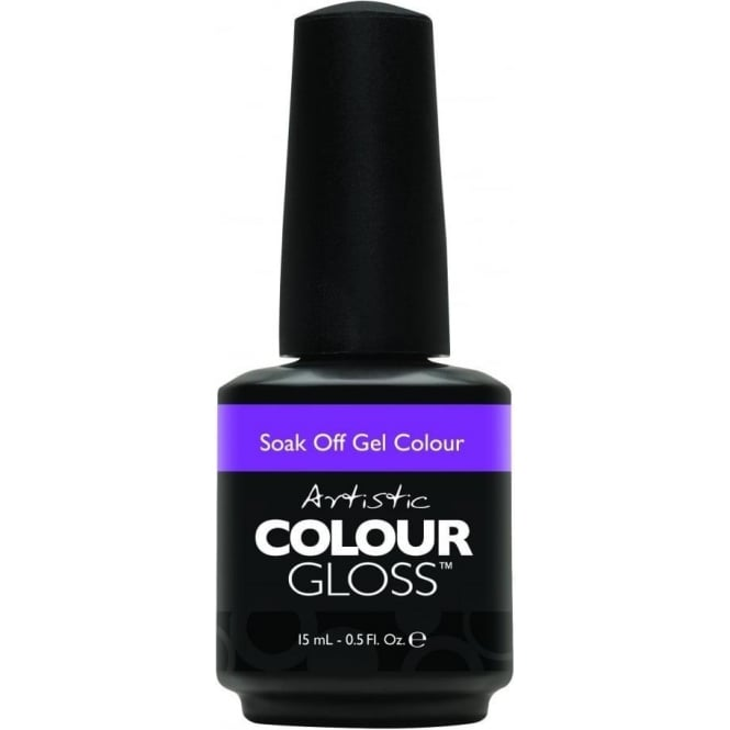 Artistic Colour Gloss Soak Off HuntsMan Winter War Gel Nail Polish Collection 2016 - Enchanted Beauty 15ml