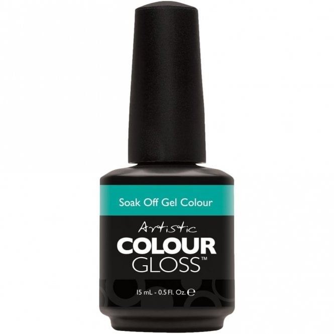 Artistic Colour Gloss Soak Off Retro Redux Gel Nail Polish Collection 2016 - Cool Cats & Kittens 15ml (2100020)