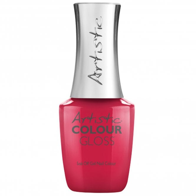 Artistic Colour Gloss Soak Off Retro Redux Gel Nail Polish Collection 2016 - Oh So Redtro 15ml (2100019)