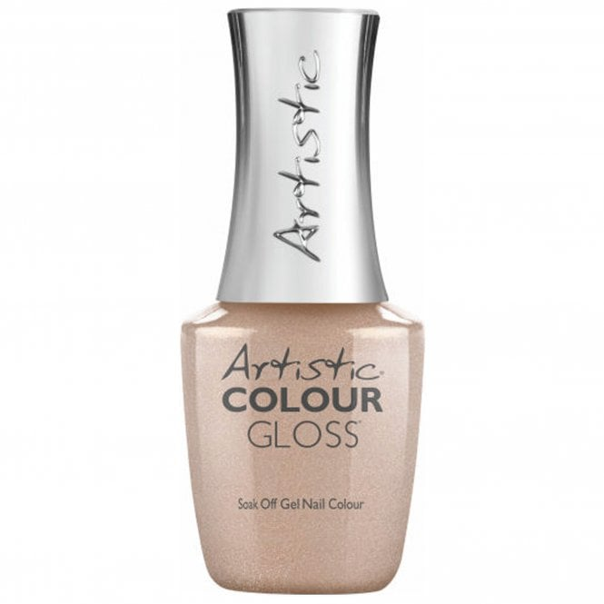 Artistic Colour Gloss Soak Off Wedding Gel Nail Polish Collection 2016 - Bride And Prejudice 15ml (2100008)