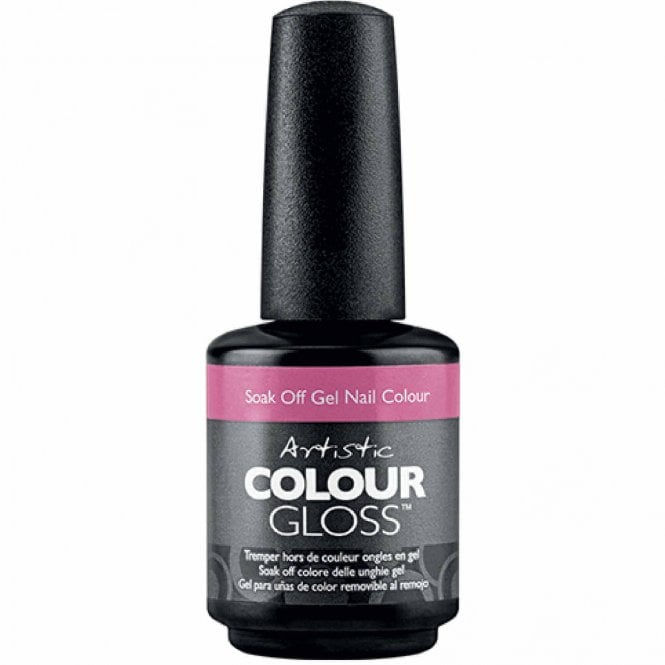 Artistic Colour Gloss Urban Distressed Spring 2017 Gel Nail Polish Collection - Glammed Up Grunge (2100081) 15ml