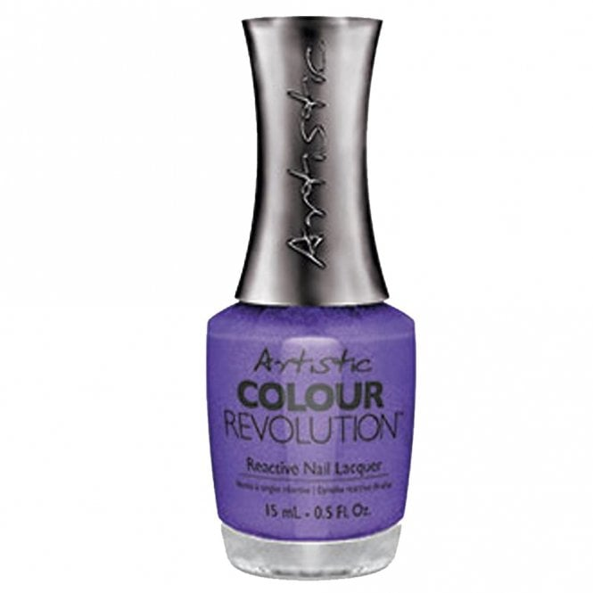 Artistic Colour Revolution Professional Reactive Hybrid Nail Lacquers - Caviar For Breakfast 15ml (2303085)
