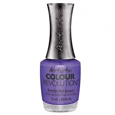 Professional Reactive Hybrid Nail Lacquers - Caviar For Breakfast 15ml (2303085)