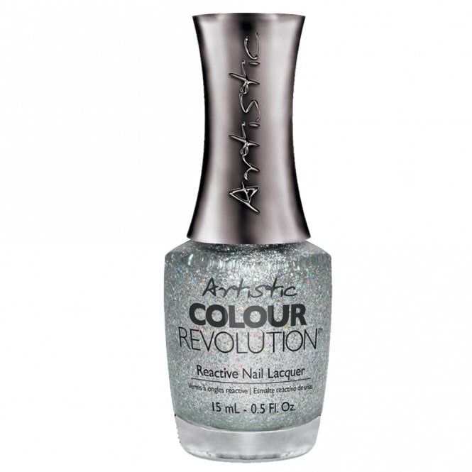 Artistic Colour Revolution Professional Reactive Hybrid Nail Lacquers - Dazzled 15ml (2303031)