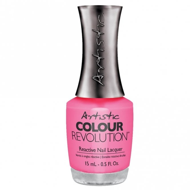 Artistic Colour Revolution Professional Reactive Hybrid Nail Lacquers - Devil Wears Nada 15ml (2303172)