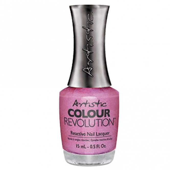 Artistic Colour Revolution Professional Reactive Hybrid Nail Lacquers - Everybody Flirts 15ml (2303264)