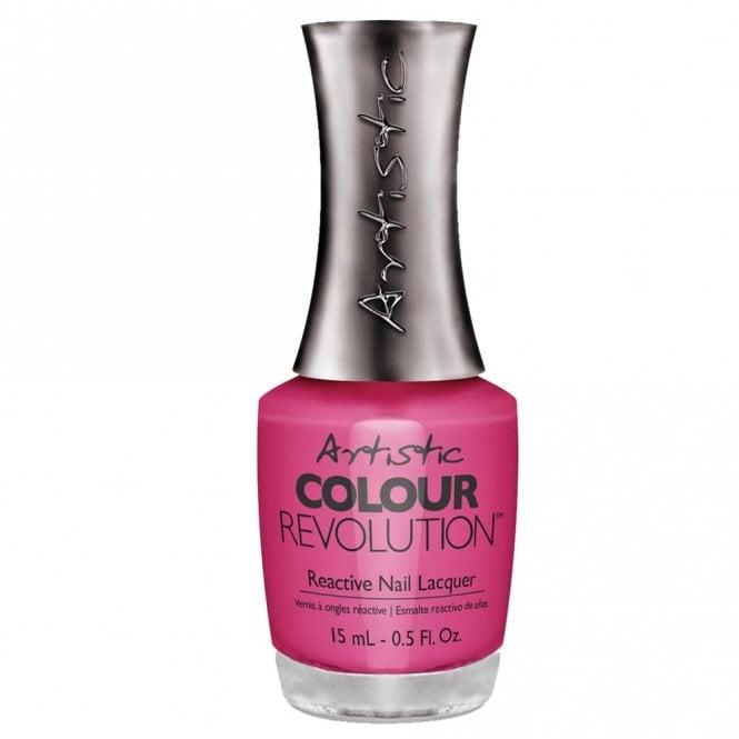 Artistic Colour Revolution Professional Reactive Hybrid Nail Lacquers - Flirty 15ml (2303113)