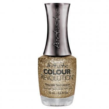 Professional Reactive Hybrid Nail Lacquers - Glamorous 15ml (2303123)