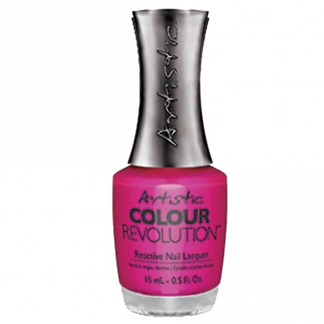 Artistic Colour Revolution Professional Reactive Hybrid Nail Lacquers - Manic 15ml (2303064)