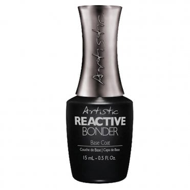 Professional Reactive Hybrid Nail Treatment - Reactive Bonder Base Coat 15ml