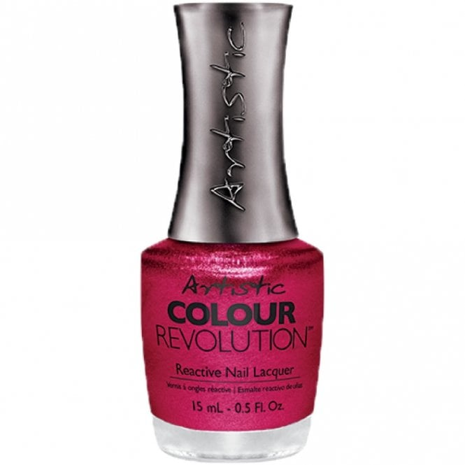 Artistic Colour Revolution Professional Reactive Nail Lacquer - Falling In Lust-er 15ml (2300051)