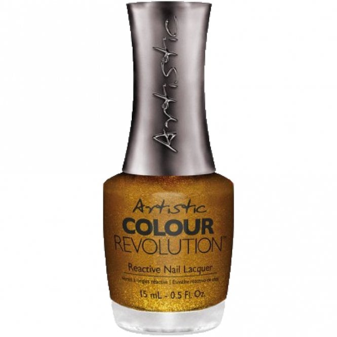 Artistic Colour Revolution Professional Reactive Nail Lacquer - Pursuit Of Happiness 15ml (2300027)
