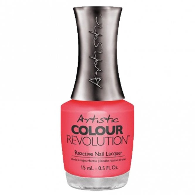 Artistic Colour Revolution Retro Redux Collection Reactive Nail Lacquer - Baby Cakes 15ml (2300017)