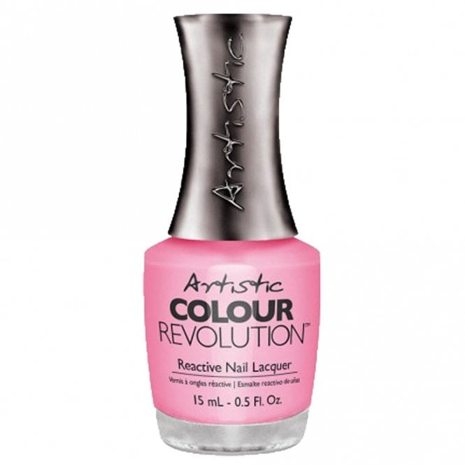 Artistic Colour Revolution Retro Redux Collection Reactive Nail Lacquer - Milkshakes and Heartbreaks 15ml (2300016)