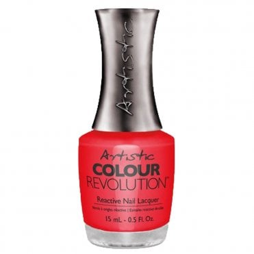 Retro Redux Collection Reactive Nail Lacquer - Oh So Redtro 15ml (2300019)