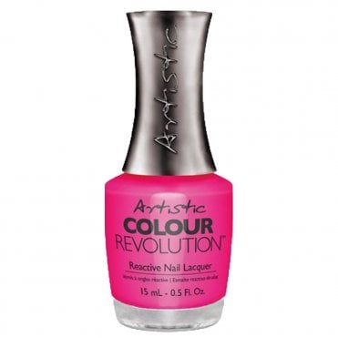 Retro Redux Collection Reactive Nail Lacquer - Polka Dottie Hottie 15ml (2300018)