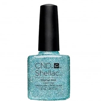 Aurora Gel Nail Polish Colour Collection - Glacial Mist 7.3ml