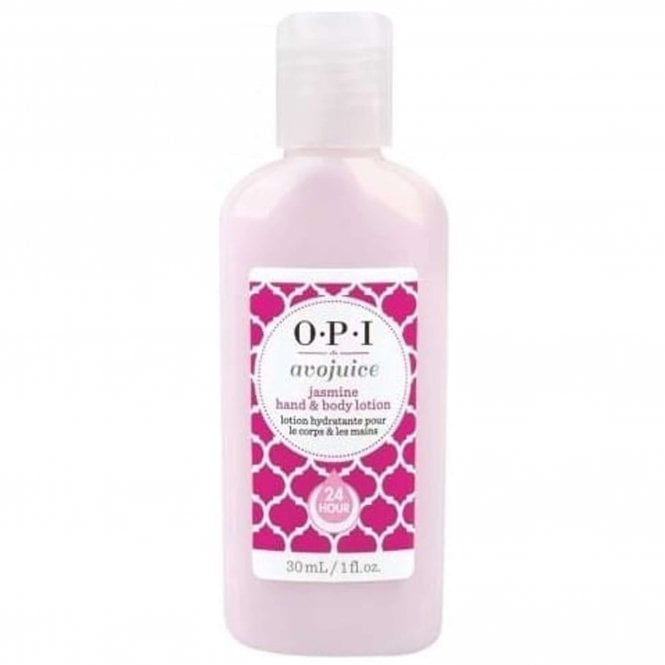 OPI Avojuice Hydrating Skin Quenchers - Jasmine Juicie Hand & Body Lotion 28ml