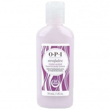 Avojuice Hydrating Skin Quenchers - Violet Orchid Juicie Hand & Body Lotion 30ml