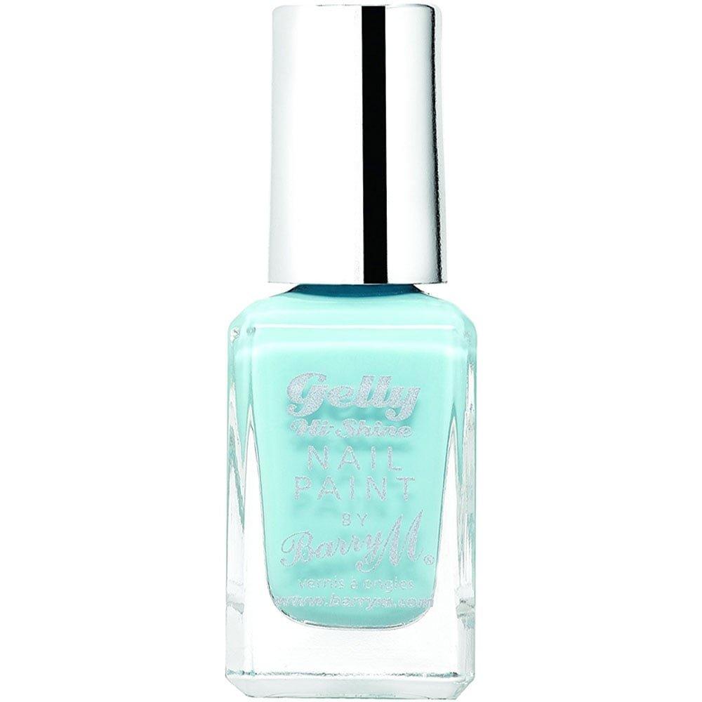 Blue Nail Varnish Uk: Gelly Nail Polish Collection