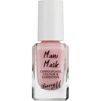 Mani Mask Camouflage Nail Polish - Bashful 10ml (529)